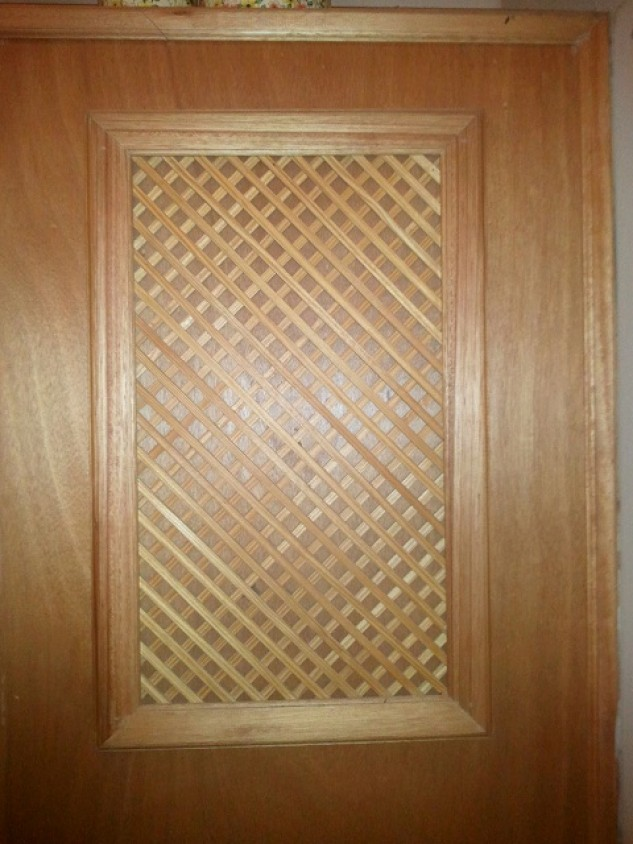 Kitchen Door_Sample_3_Lattice