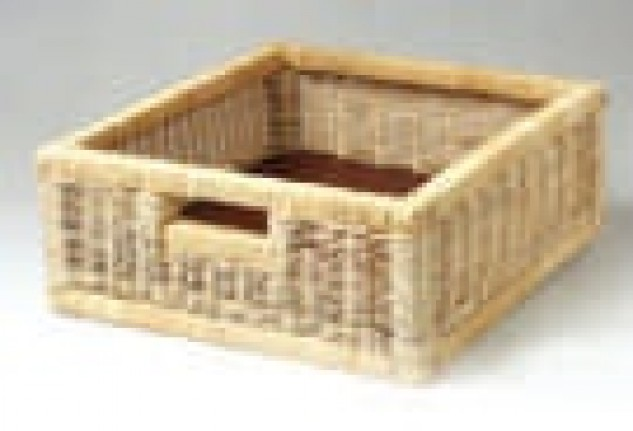 product_cane wicker basket_2